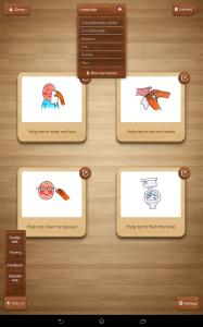 Скриншот из приложения. Источник: play.google.com