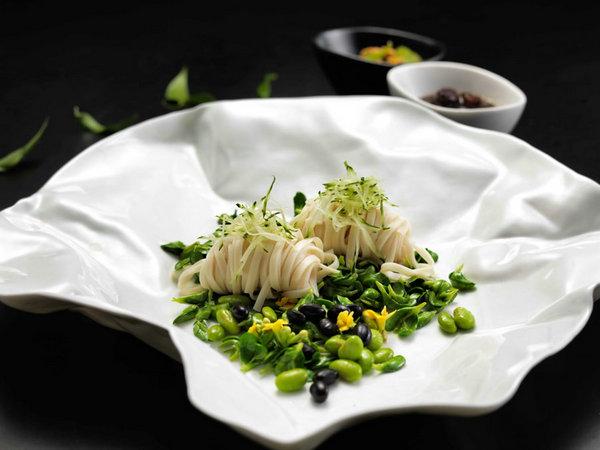 Традиционная китайская лапша. Источник:www.china.org.cn