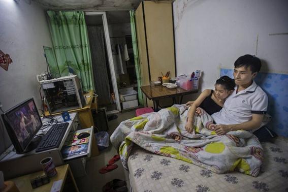 Маленькая квартира в Китае