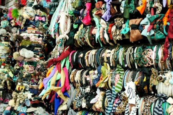Уличный рынок в Шанхае. Источник: www.flamingoshanghai.com