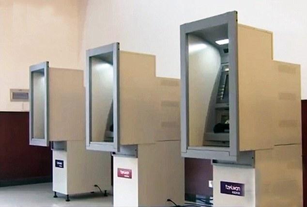 Вот так выглядят новые банкоматы. Источник: www.dailymail.co.uk