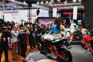 В Чунцине ежегодно проходит Международная выставка мототехники и запчастей CIMAMotor.