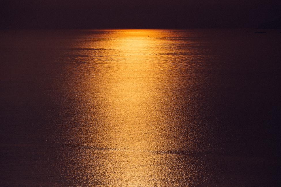 Закаты пропитаны здесь умиротворением. Источник: фото автора