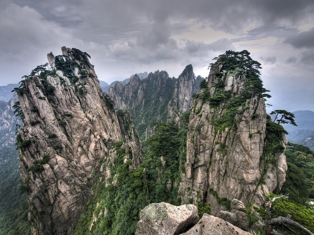 Хуаншань. Источник: travelhaker.ru