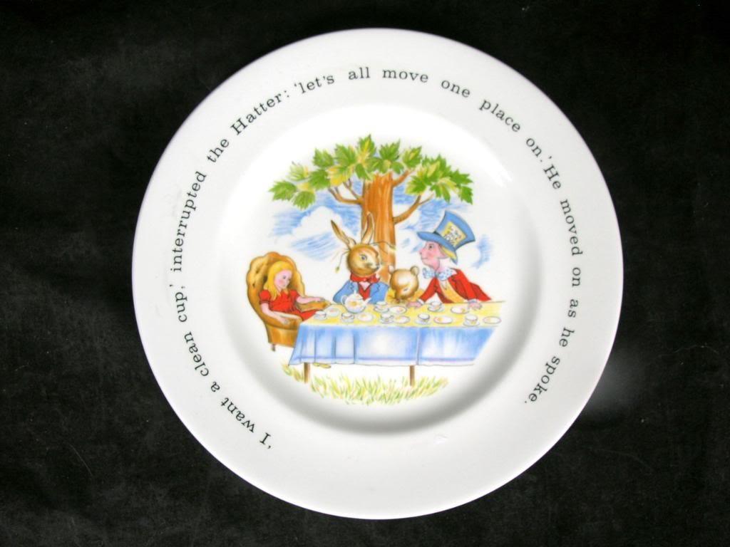 Китайская тарелка. Источник: themadrecycler.biz