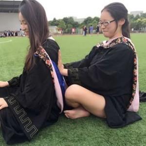 #GraduationSeason. Источник: weibo.com