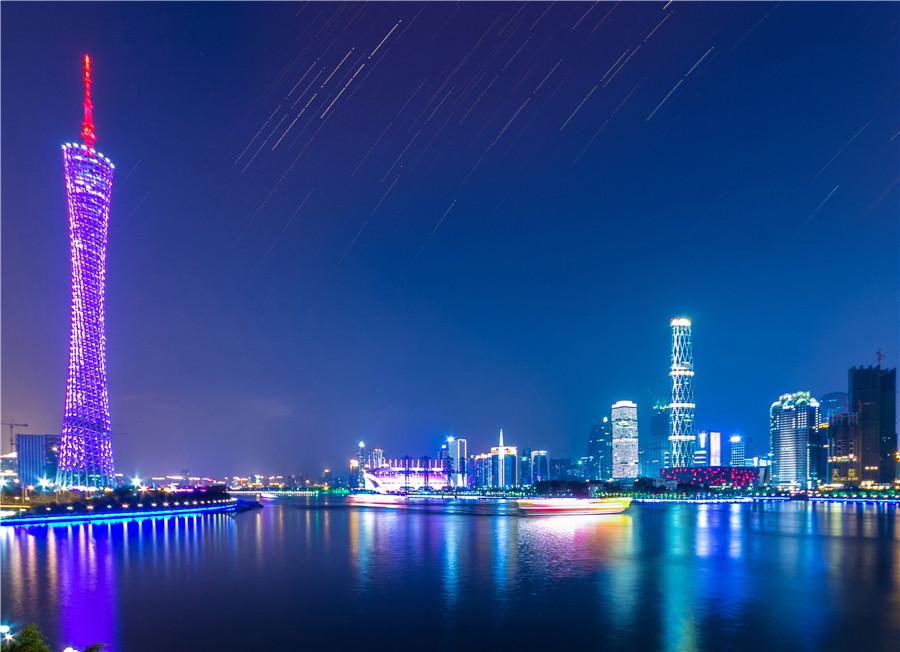 Телебашня Гуанчжоу. Источник: https://www.china.org.cn/