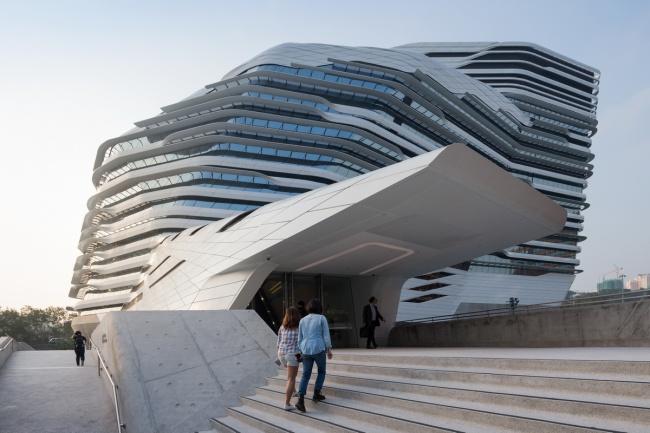 Секс с красивой архитектурой