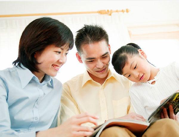 Китайцы охотно поддерживают разговоры о семье