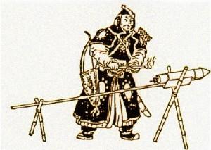 Китайцы очень быстро обнаружили, что порох может причинить вред человеку. Источник: fourriverscharter.org