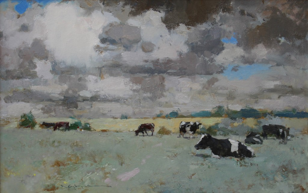Работы одесского художника Вадима Суворова представлены в том числе и в частных коллекциях в Китае. Источник: hudoshnik.in.ua