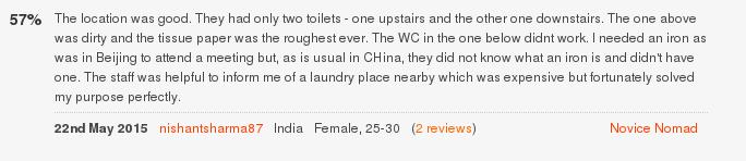 Худший отзыв о Lucky Family Hostel