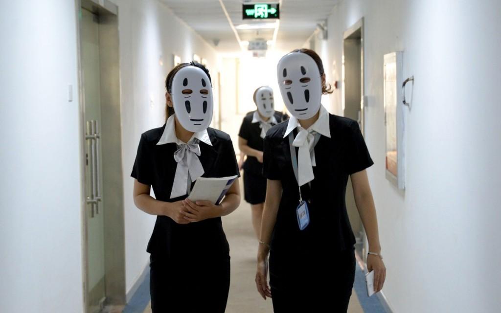 А девочки могут анонимно посплетничать. Источник: mashable.com