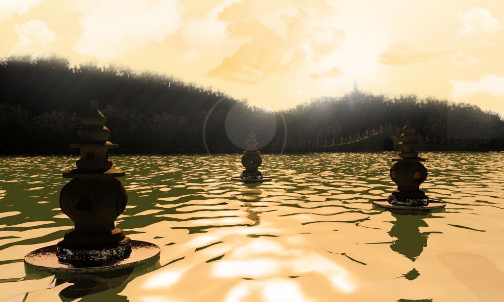 Озеро Сиху в Ханчжоу. Источник: 51zxw.net