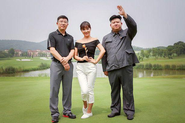 Китаец даже сшил себе похожий костюм. Источник: dailymail.co.uk