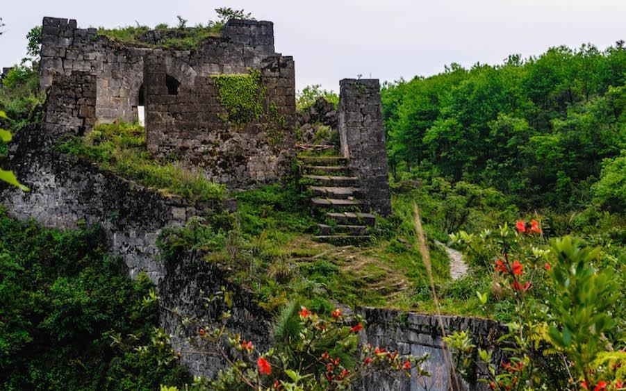 Развалины Тусы теперь под охраной ЮНЕСКО. Источник: english.cntv.cn