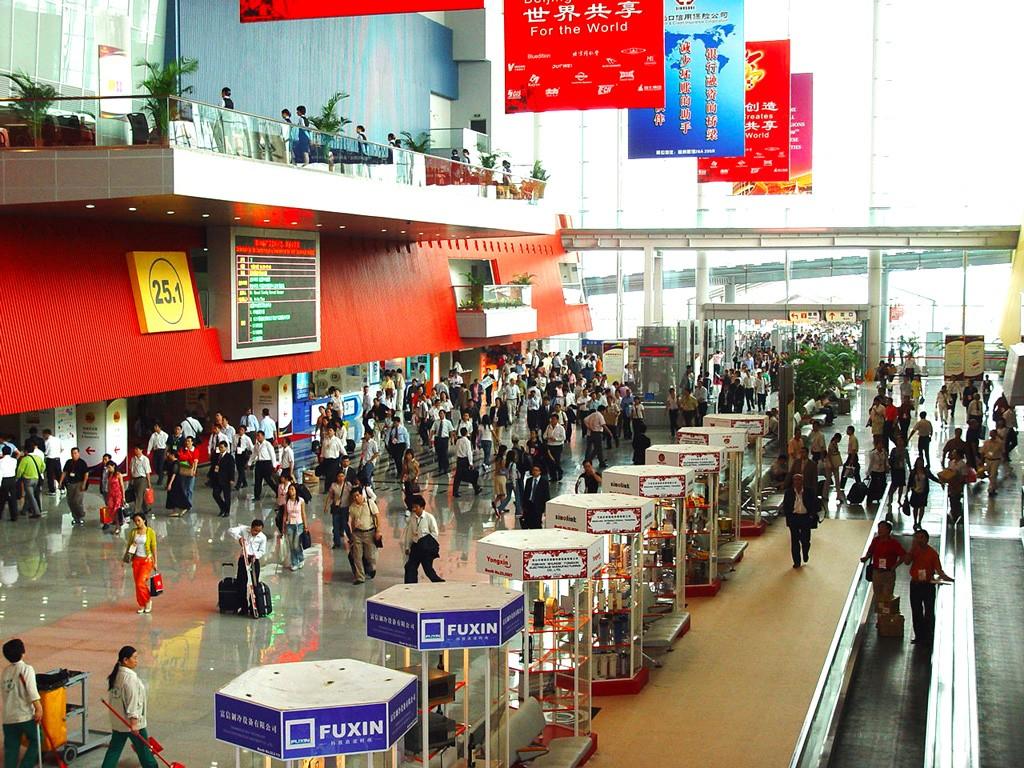 Кантонская ярмарка — крупнейшая торговая выставка в Китае