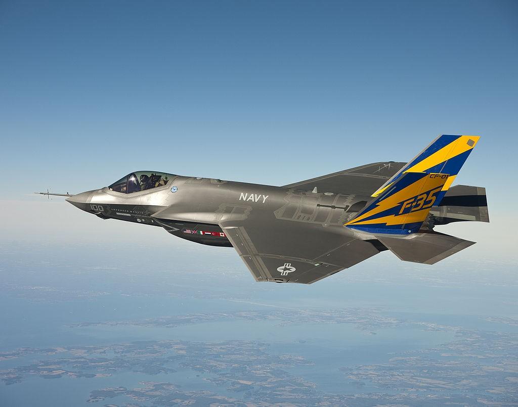 Американский  F-35 Joint Strike Fighter. Источник: theepochtimes.com