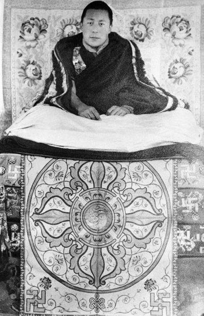 Далай-ламе - 15 лет. Источник: www.telegraph.co.uk