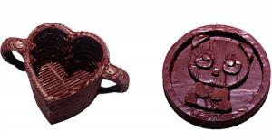 Напечатанные шоколадки. Источник: 3dprintingindustry.com