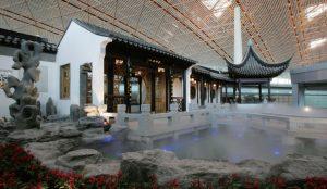 Внутренний дизайн Терминала 3. Источник: www.bceg.ca