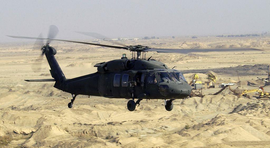 Американский Black Hawk. Источник: Викимедиа