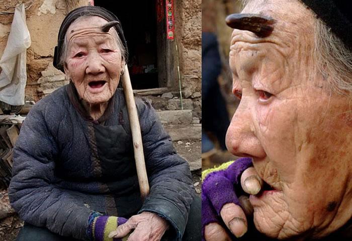 Другая рогатая старушка. Источник: dailynewsdig.com