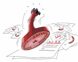 Первые сложности могут возникнуть на этапе оформления документов. Источник: www.linkedin.com