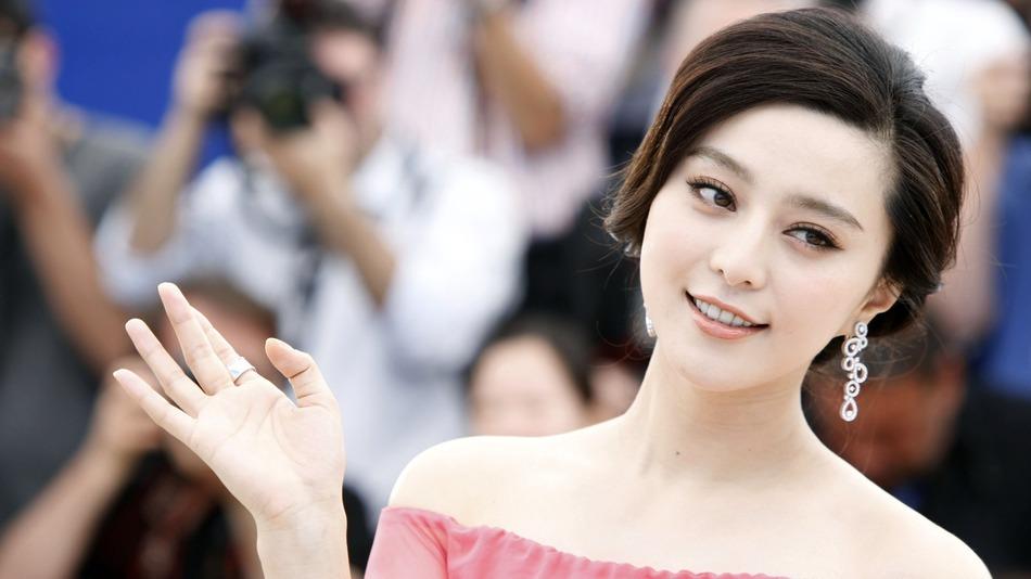 Фань Бинбин — самая дорогая китайская звезда Голливуда