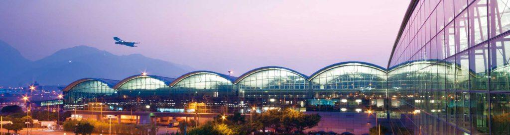 Аэропорт Гонконга. Источник: www.hongkongairport.com