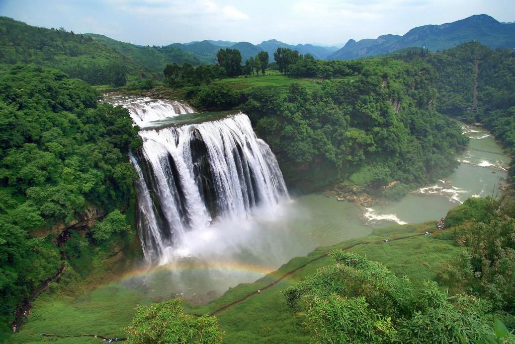 Водопад №1. Источник: www.travelchina.gov.cn