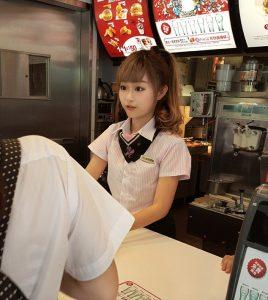 Китайская Лолита. Источник: dailymail.co.uk