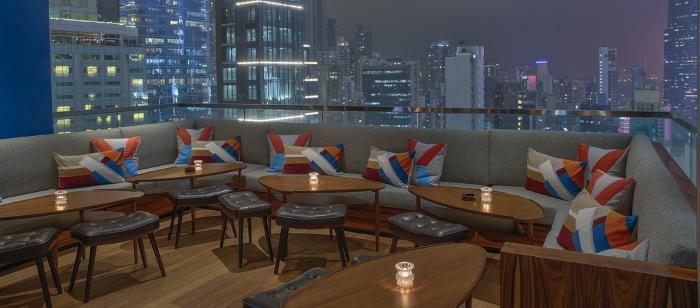 ON Dining Kitchen & Lounge. Источник: asia-bars.com