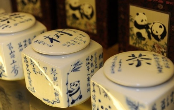 Пандовый чай. Источник: cfp.cn