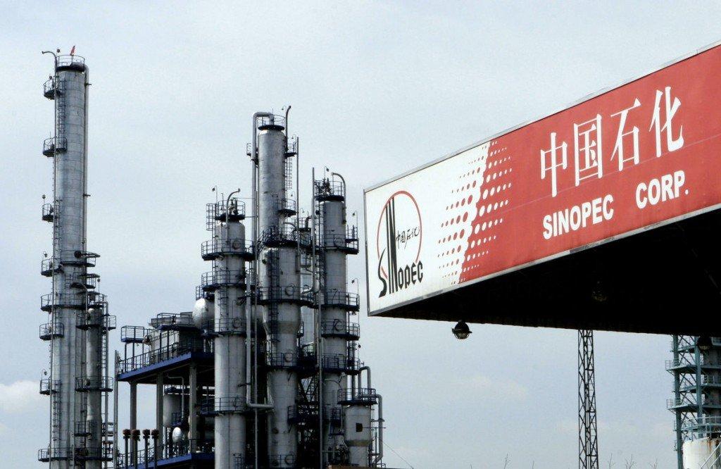 Sinopec является одним из немногих примеров масштабной приватизации. Источник: www.bloomberg.com