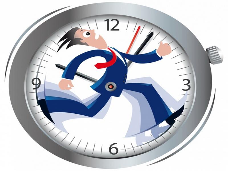 Трезво оценивайте свои временные ресурсы