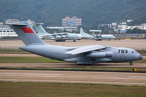 Xi'an Y-20. Источник: theepochtimes.com