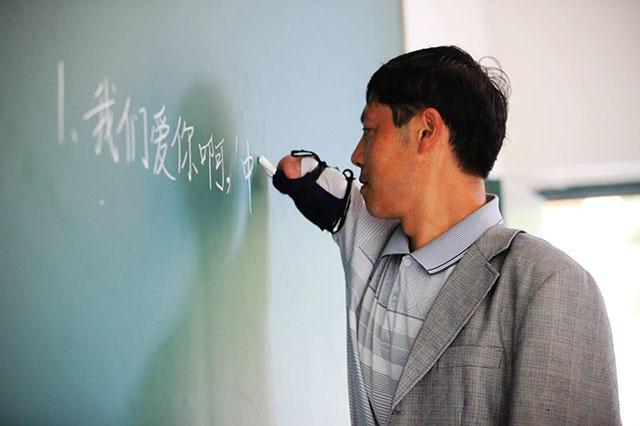 Цзян Шэнфа. Источник: shanghaiist.com