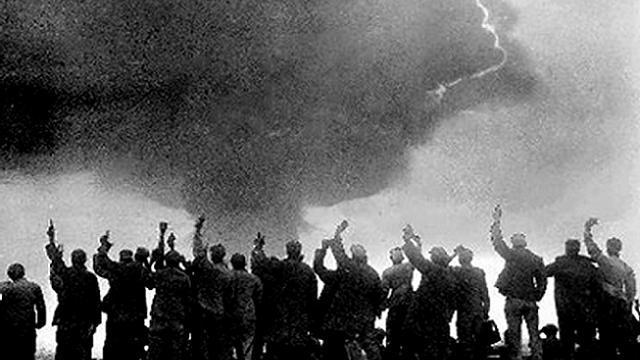 16 октября 1964. Первые китайские испытания. Источник: www.ctbto.org