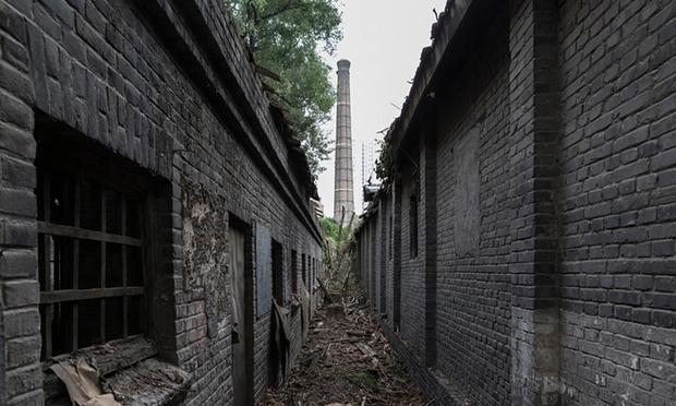 Власти Китая предпочли забыть о концлагере. Источник: theguardian.com