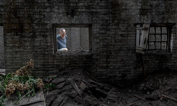 Китайский Освенцим восстановят. Источник: theguardian.com