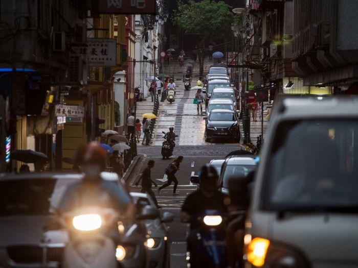 Китайские автомобилисты давят сограждан как муравьев. Источник www.businessinsider.com
