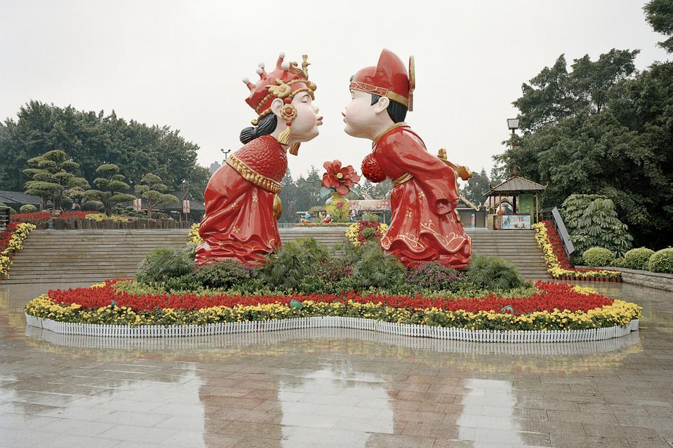 Одинокий парк развлечений в Шэньчжэне. Источник si.wsj.net