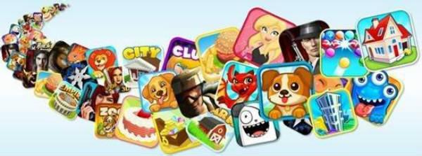 От разнообразия игр в мобильных телефонах китайцев глаза разбегаются! www.chinainternetwatch.com