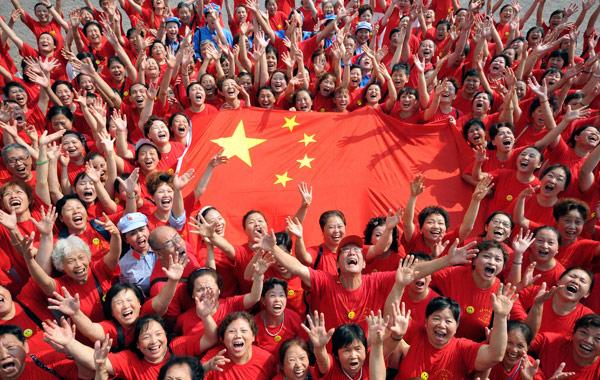 Секрет китайского счастья прост: чем больше мобильных игр в телефоне, тем лучше! Источник: srbin.info