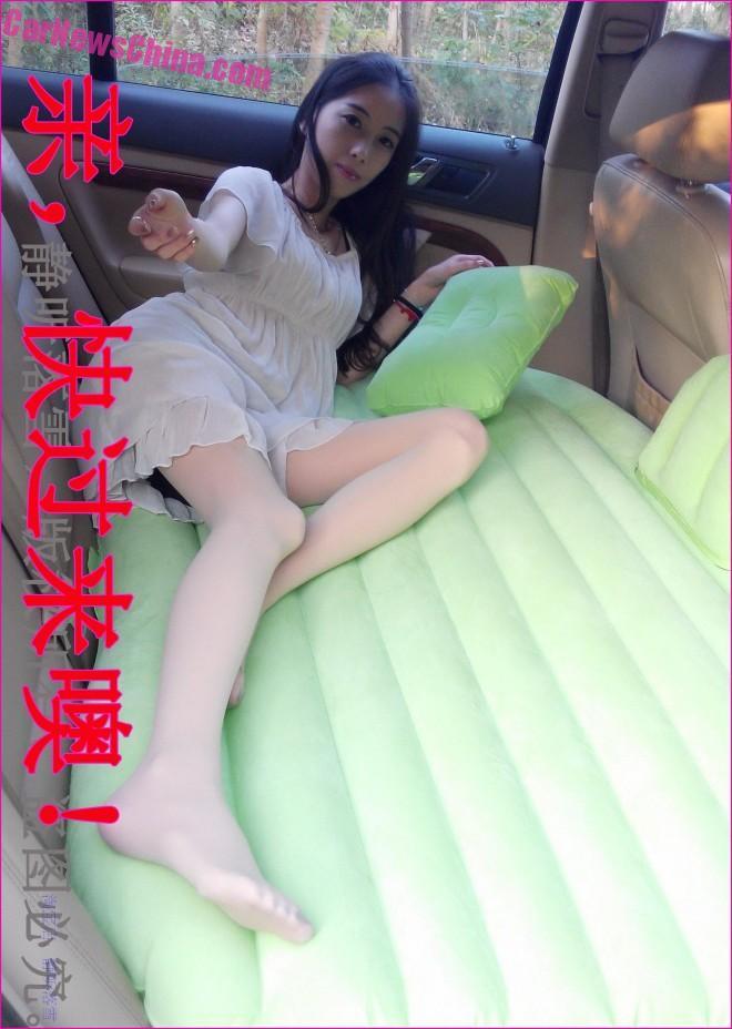 Наверное, тот, к кому тянут руки, вышел покурить! Источник: carnewschina.com
