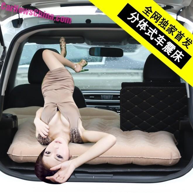 Ничего себе йога! Источник: carnewschina.com
