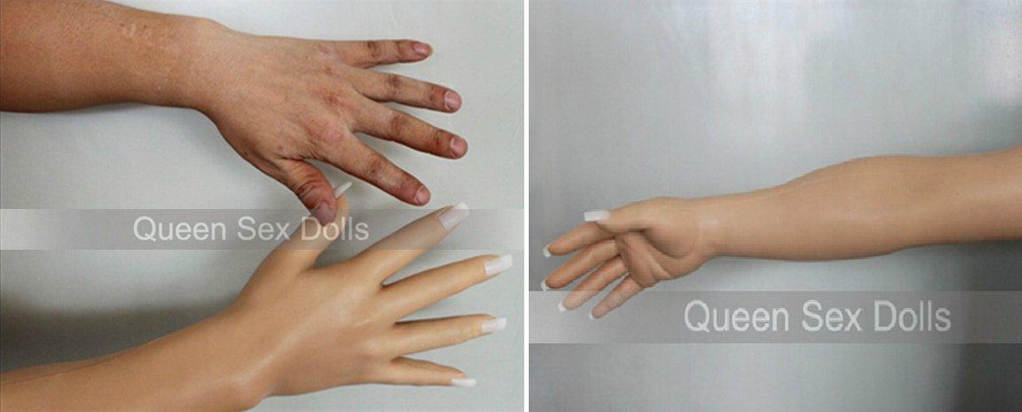 Уродливые руки будут красивыми. Спасибо китайцам! Источник ru.aliexpress.com