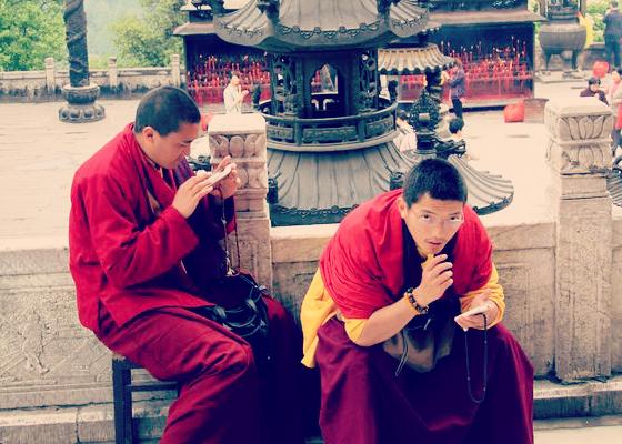В мобильные игры в Китае играет каждый первый. Источник фото: smartions.net
