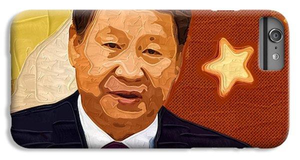 Председатель Си происходит из глубинки. Источник: fineartamerica.com